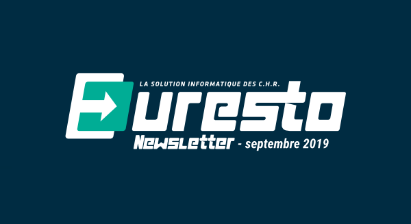 Euresto News letter septembre 2019