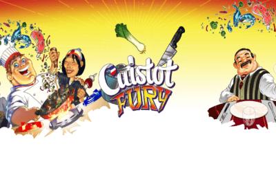 Le jeu Cuistot Fury primé dès sa sortie